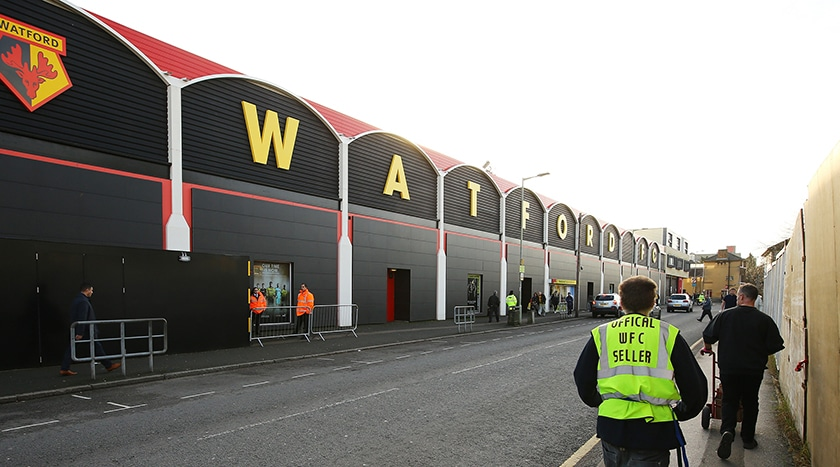 Video: MyLocalNews speaks to Watford fans before Chelsea clash