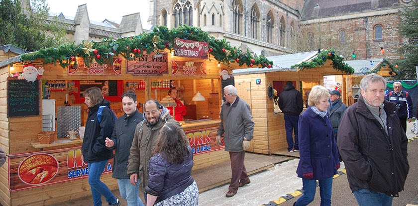 Help shape the future of the St Albans Christmas Market