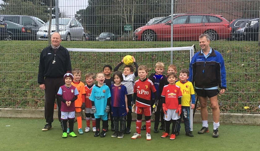 Abbots Youth FC Offers Football Taster Sessions For Under 6 Players